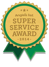Orlando Lawn Yard Work Super Service Award 2014